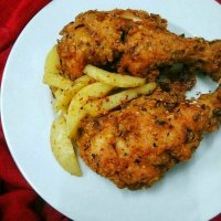 Spiced Fried Chicken