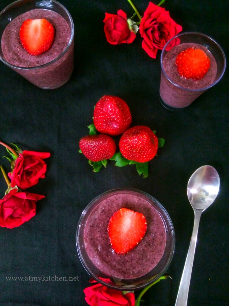 Black rice strawberry mousse recipe how to make black rice black rice strawberry mousse recipe how to make black rice strawberry mousse strawberry mousse recipe sisterspd
