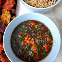 Chicken Manchurian / Chicken Manchurian Gravy / Indo Chinese Chicken Manchurian