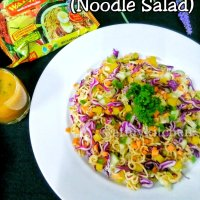 Wai Wai Salad / Instant Noodle Salad / Noodle Salad