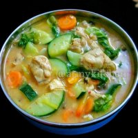 Chicken Stew / One-Pot Chicken Stew / Chicken Stew With Vegetables