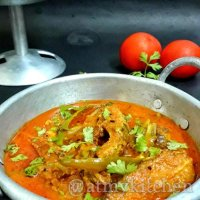 Masor Tenga / Assamese Fish Curry / Tomato Fish Curry