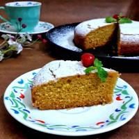 Gluten Free Vanilla Cake / Gluten Free Eggless Cake / Gluten-Free Jaggery Cake